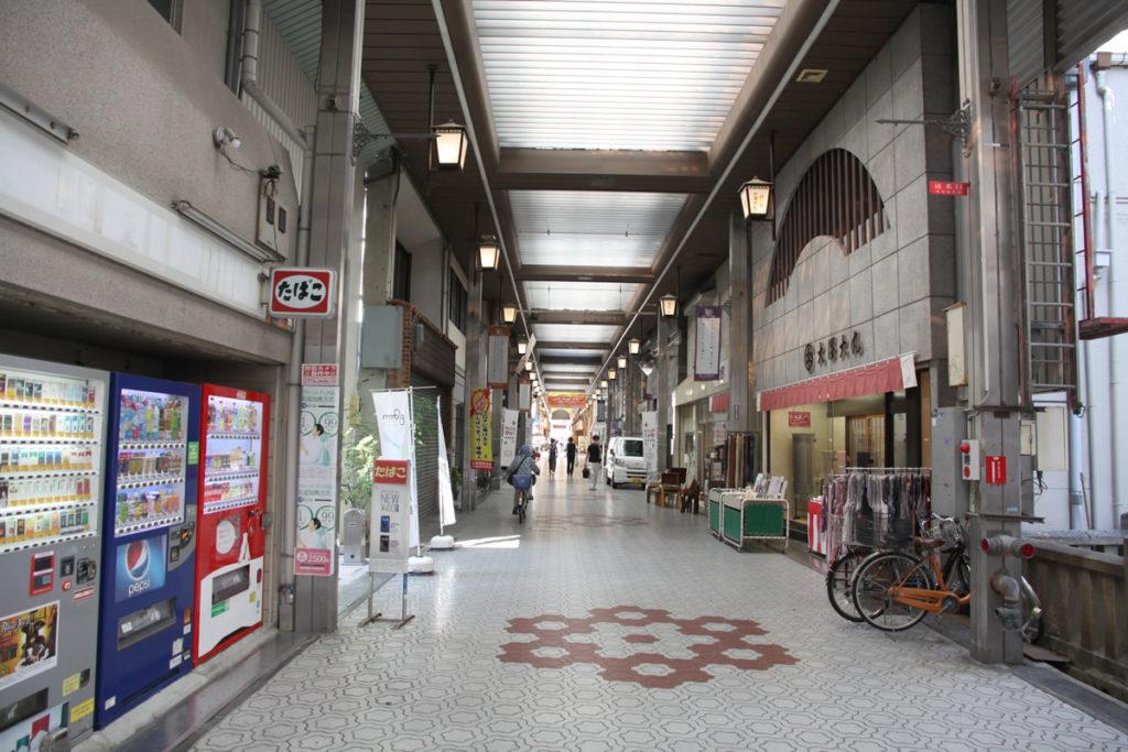 堺山之口商店街